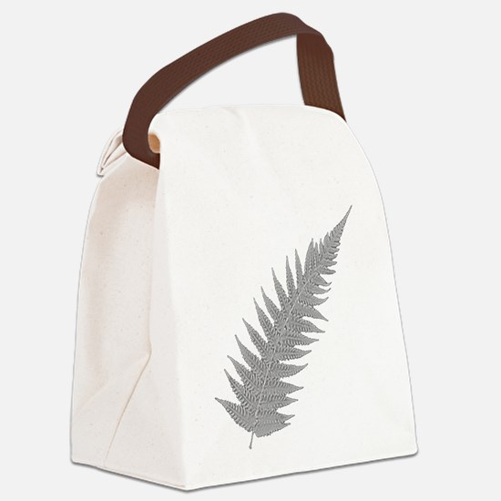Silver Fern Aotearoa Canvas Lunch Bag