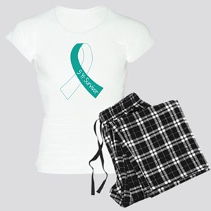 Cervical Cancer 5 Year Survivor Women's Light Paja