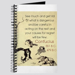 See Much And Get Rid Of - Confucius Journal