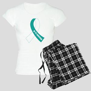Cervical Cancer 10 Year Survivor Women's Light Paj
