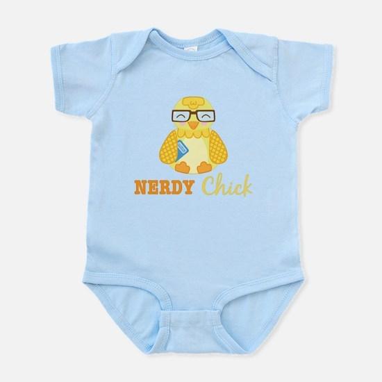 Nerdy Chick Body Suit