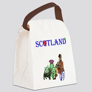 Scottish Rugby Canvas Lunch Bag