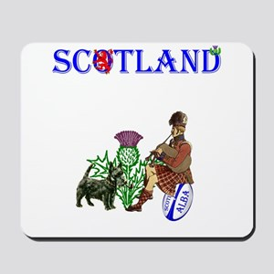 Scottish Rugby Mousepad