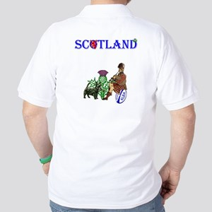 Scottish Rugby Golf Shirt