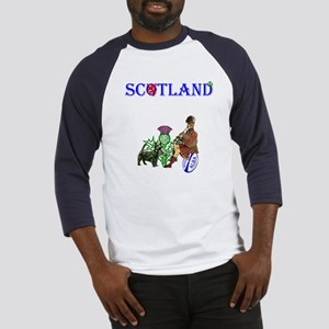 Scottish Rugby Baseball Jersey