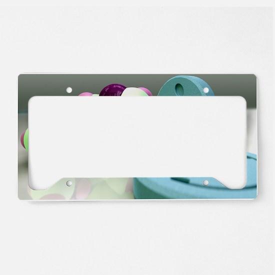 ablets - License Plate Holder
