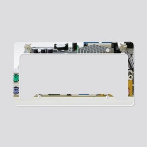 Motherboard connectors - License Plate Holder