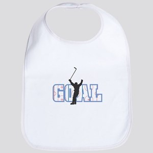 Hockey Goal Design Bib