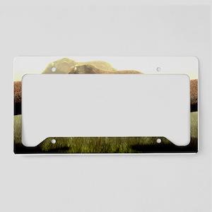Merychippus - License Plate Holder
