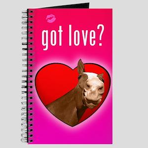 Got Love? Horse Crazy Journal