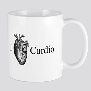 I Heart Cardio Mug
