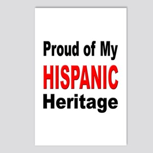 Proud Hispanic Heritage Postcards (Package of 8)