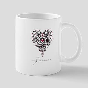 Love James Mug