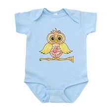 Paisley owl Body Suit