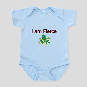 I am Fierce Body Suit