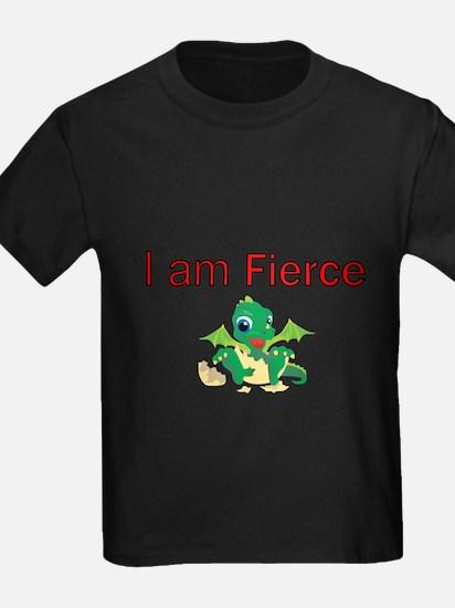 I am Fierce T-Shirt
