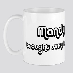 Sexy: Mandy Mug