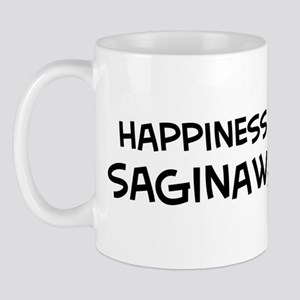Saginaw - Happiness Mug