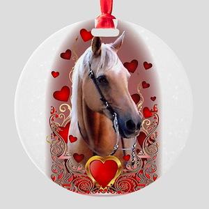 Sunny Hearts Ornament