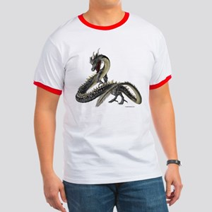 The Silver Dragon Ringer T