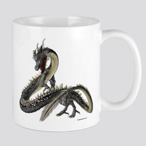 The Silver Dragon Mug