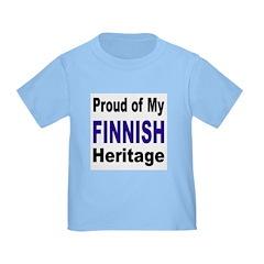 Proud Finnish Heritage T