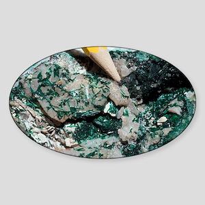 Atacamite - Sticker (Oval)