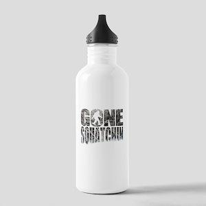 Gone Squatchin *Winter Woods Edition* Water Bottle