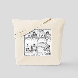 Communication Problem - Tote Bag