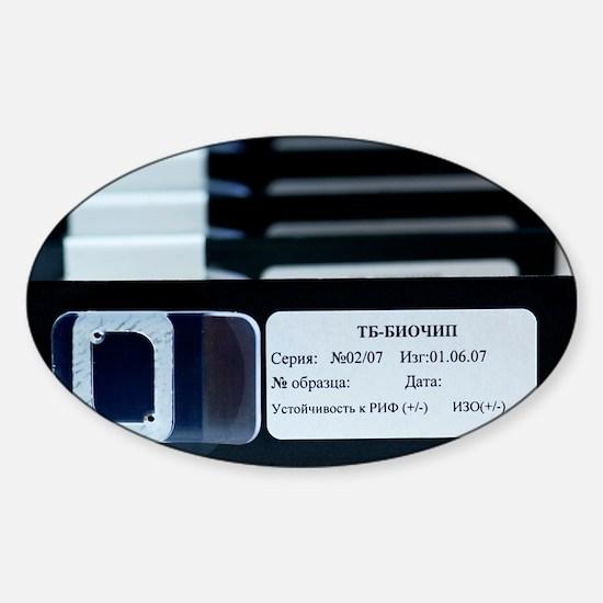 osis - Sticker (Oval)