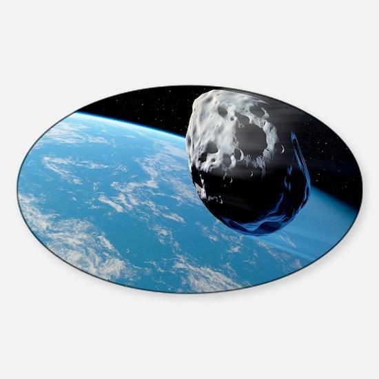 rk - Sticker (Oval)