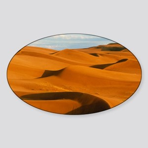 Yuma,California - Sticker (Oval)