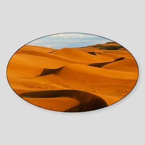 Yuma,California - Sticker (Oval)