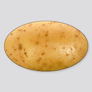 Potato - Sticker (Oval)