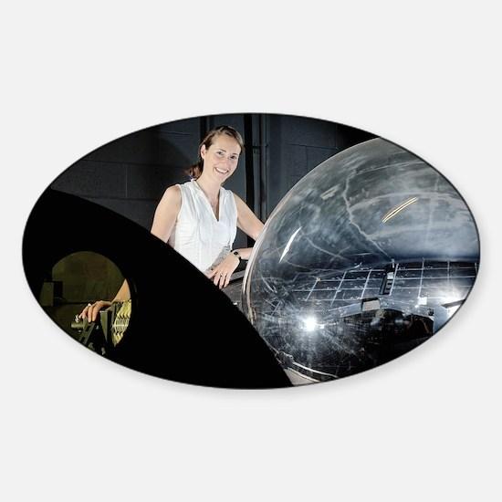 engineer - Sticker (Oval)