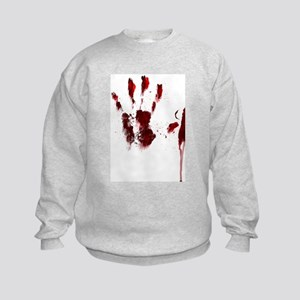 The Red Hand Sweatshirt