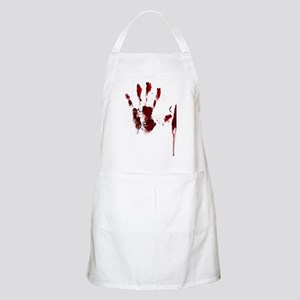 The Red Hand Apron
