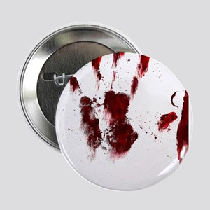 "The Red Hand 2.25"" Button"