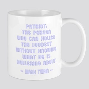 Hollering Patriots Mug