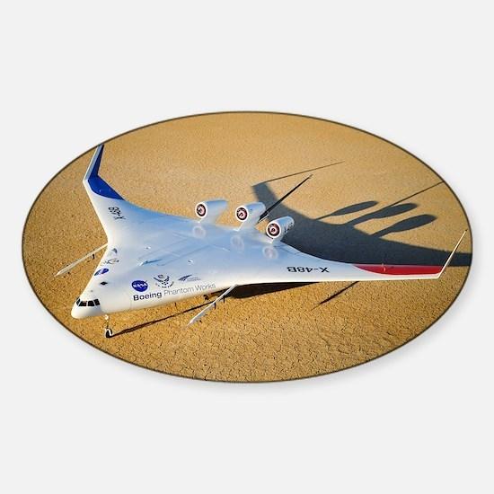 model - Sticker (Oval)