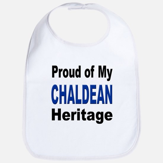 Proud Chaldean Heritage Bib