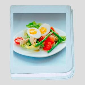 Salad - Baby Blanket