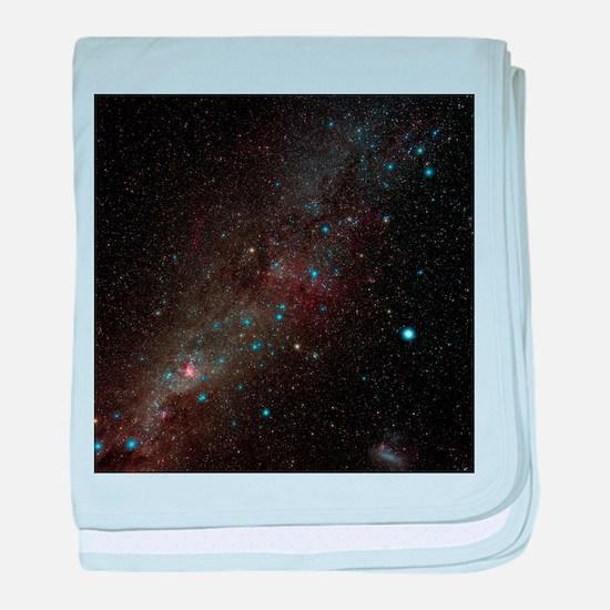 Carina constellation - Baby Blanket