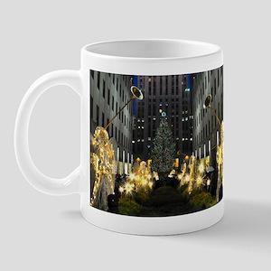 New York Holiday Mug