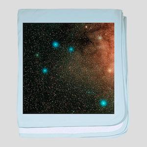 Sagittarius stars - Baby Blanket