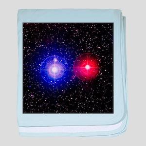 Variable star RX Lep - Baby Blanket