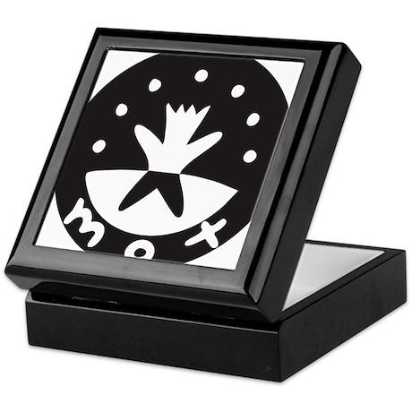 mot logo 1 Keepsake Box