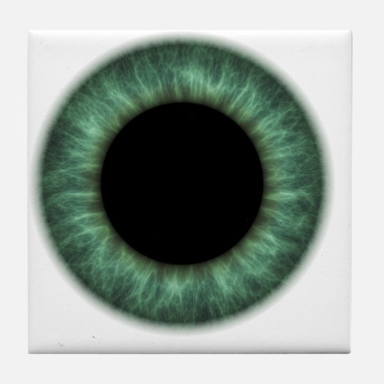 Eye - Tile Coaster