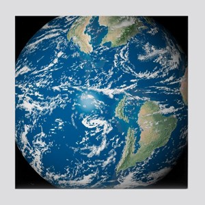 Ancient Earth - Tile Coaster
