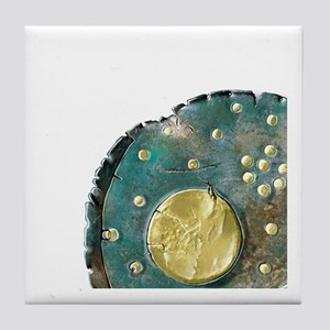 Nebra sky disk, Bronze Age - Tile Coaster